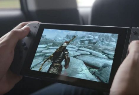 Finalmente The Elder Scrolls Skyrim su Switch