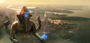 Concept art di Beyond Good And Evil 2