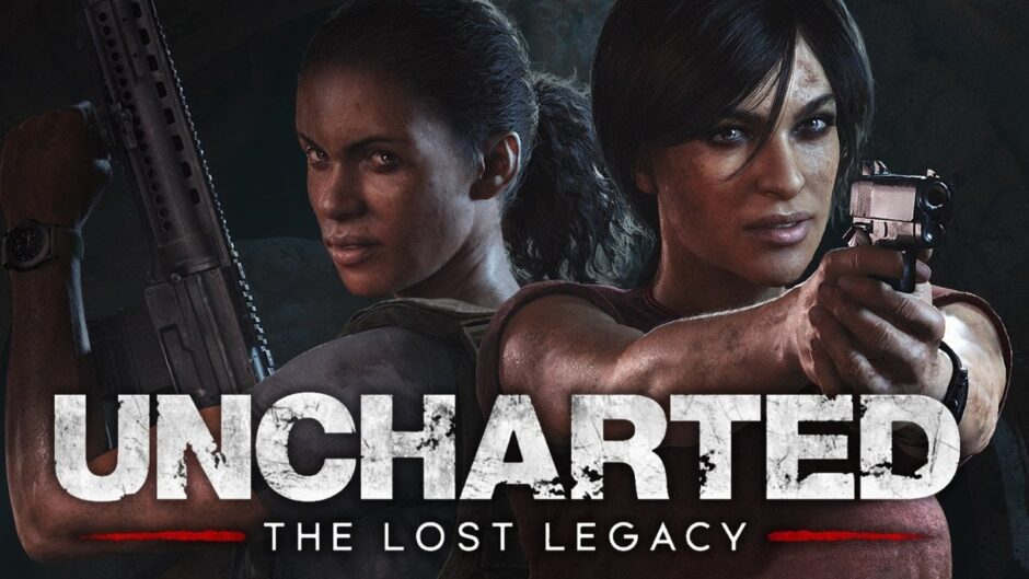 Uncharted: Lost Legacy si mostra in streaming!