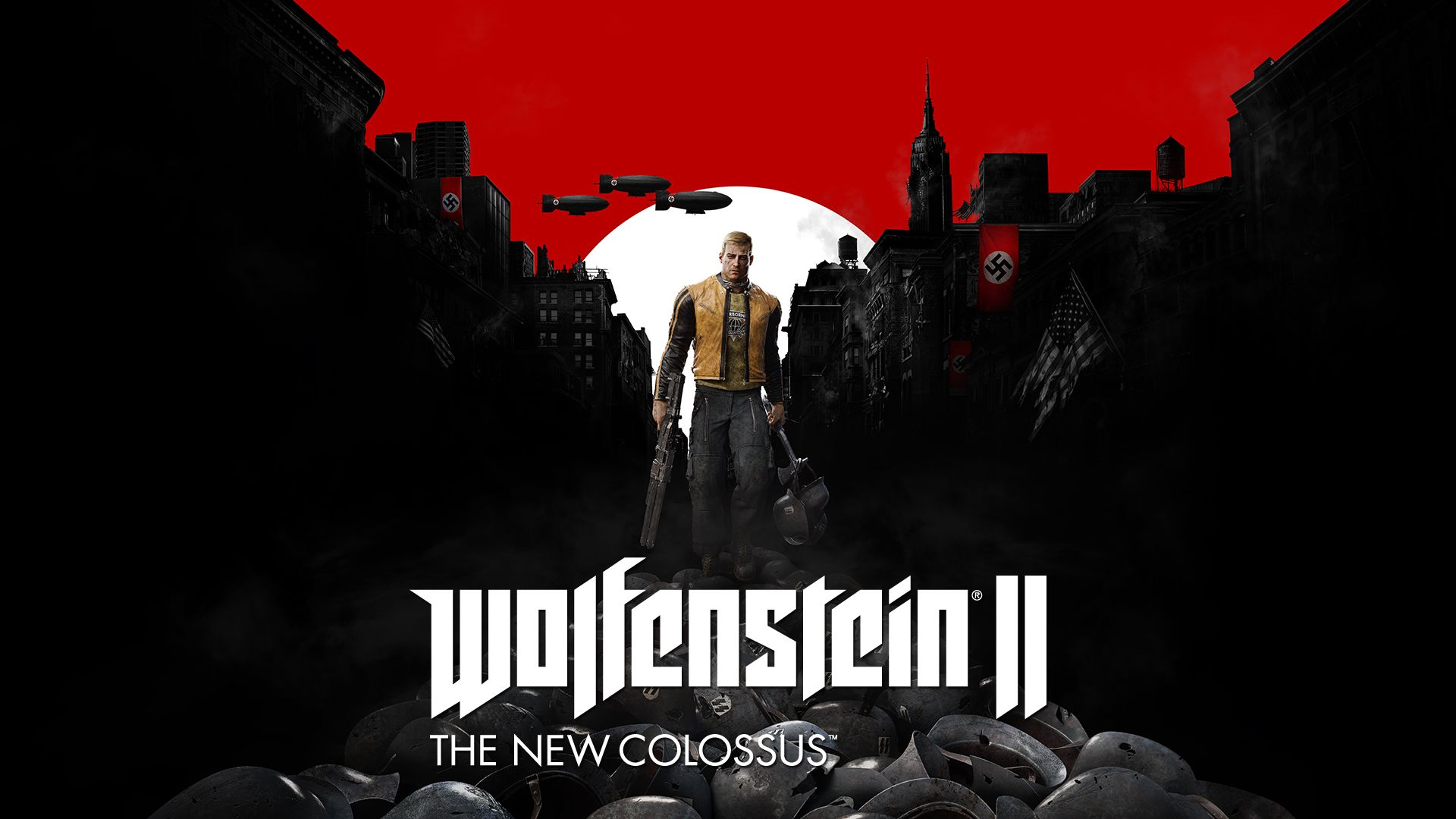 Wolfenstein II: The New Colossus si mostra in un altro video gameplay.