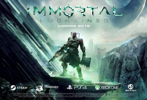 Ecco Immortal: Unchained!
