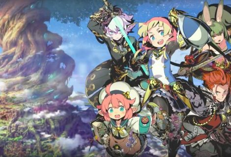 Disponibile Etrian Odyssey V: Beyond the Myth in versione digitale