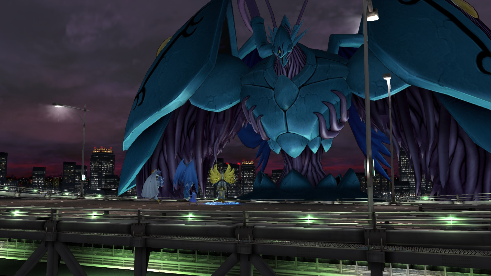 Digimon Story: Cyber Sleuth - Hacker's Memory_2
