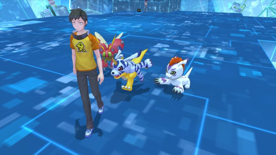 Digimon Story: Cyber Sleuth – Hacker's Memory si mostra.