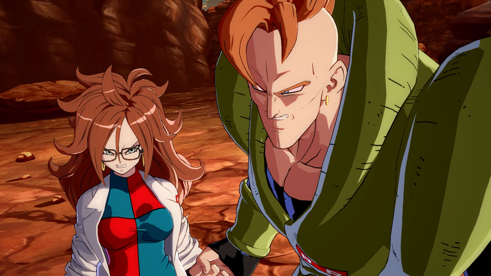 Dragon Ball FighterZ_Android_21_1