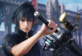 Open beta di Dissidia Final Fantasy NT, Noctis tra i personaggi giocabili.