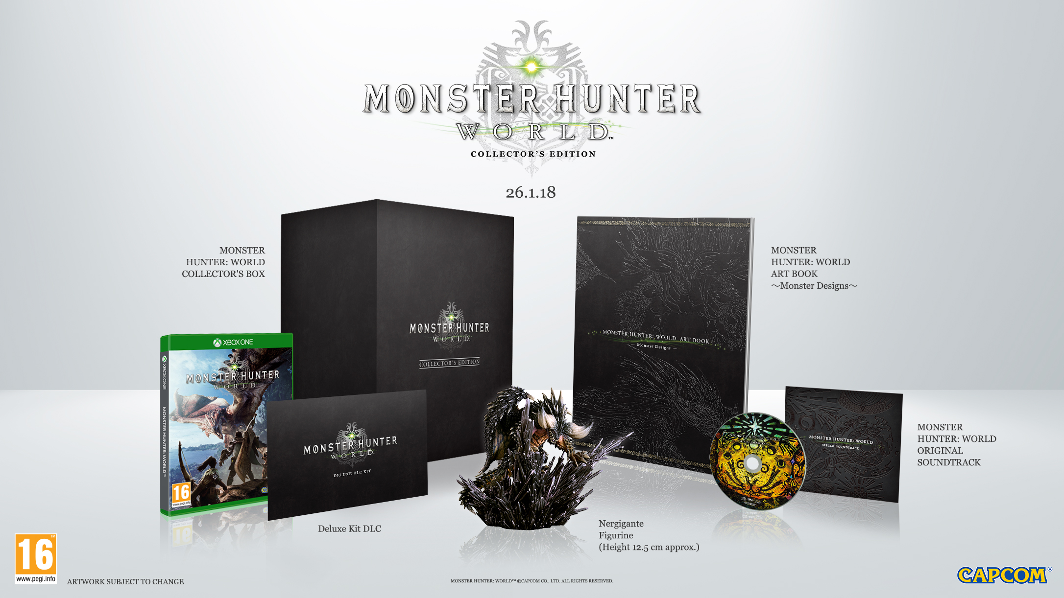 Monster Hunter: World_Collector's Edition_ Xbox One