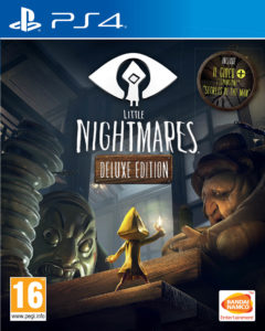 Little Nightmares_Deluxe Edition