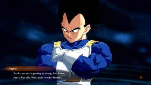 Dragon Ball FighterZ_Story_Mode