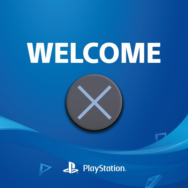 Welcome X - Playstation