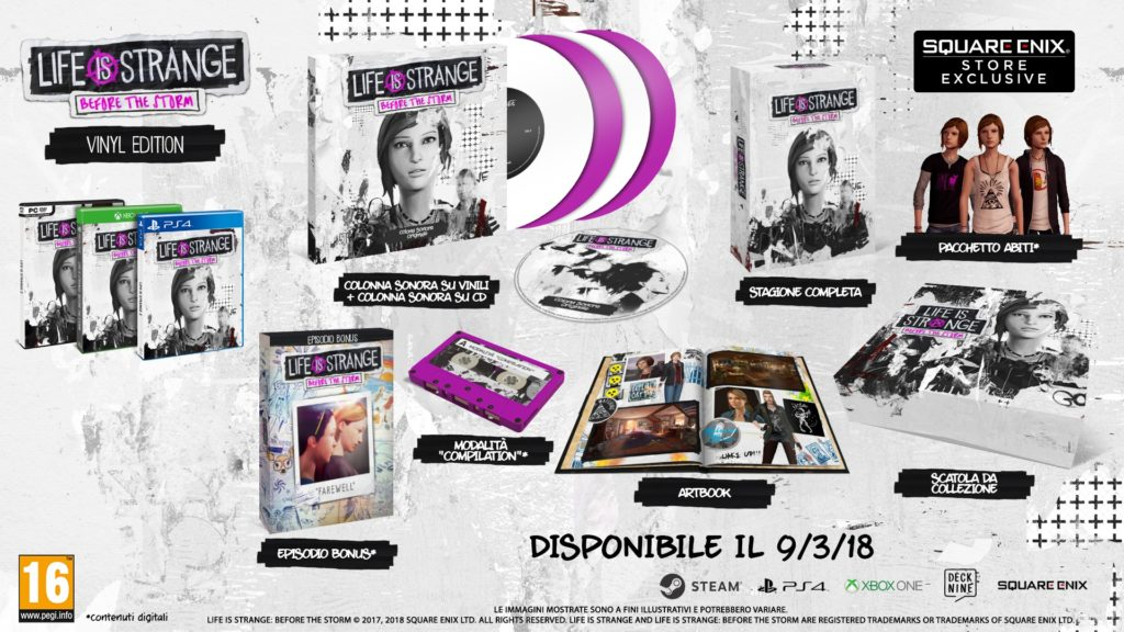 Life is Strange: Before the Storm_Vinyl_Edition_IT