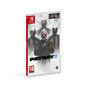 PAYDAY 2 è disponibile su Nintendo Switch