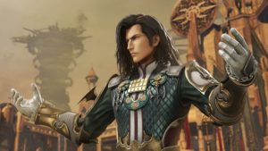 Vayne è il primo personaggio incluso nel season pass di Dissidia Final Fantasy NT
