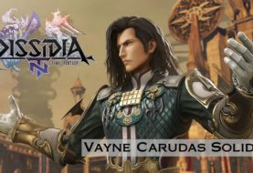 Vayne (Final Fantasy XII) arriva in Dissidia Final Fantasy NT