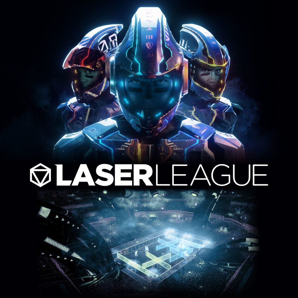 Laser League, lo sport del futuro, è disponibile da oggi