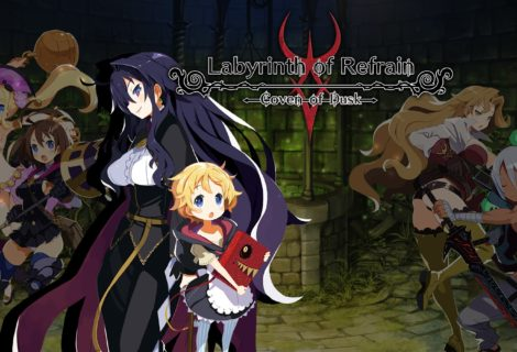 Labyrinth of Refrain: Coven of Dusk è disponibile!
