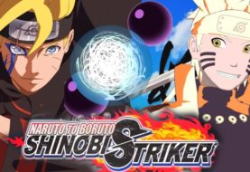 NARUTO TO BORUTO: SHINOBI STRIKER è disponibile