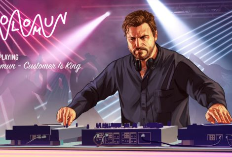 "Rockstar Games presenta il video musicale ""Customer Is King"" di Solomun"
