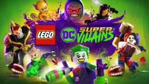 LEGO DC SUPER-VILLAINS Comic-Con trailer
