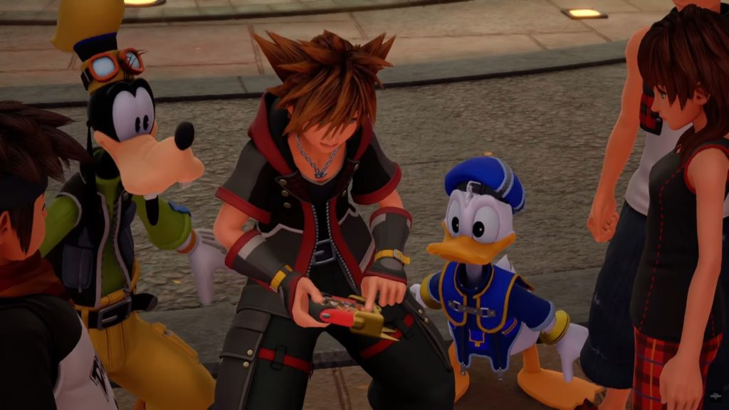 Kingdom Hearts Union χ[Cross], arrivano i minigiochi di Kingdom Hearts III
