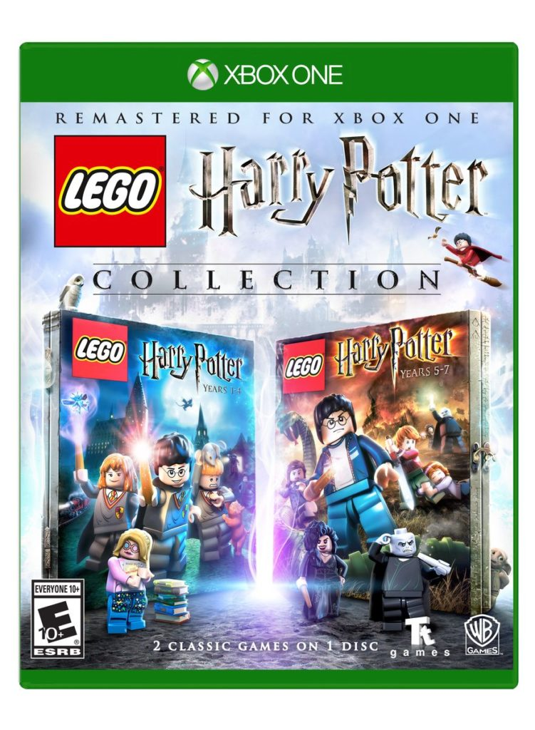 Warner annuncia LEGO HARRY POTTER: COLLECTION