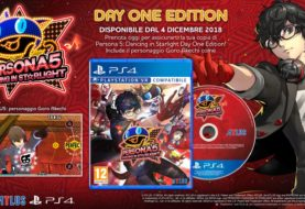 Bonus pre-order per Persona 3: Dancing in Moonlight e Persona 5: Dancing in Starlight
