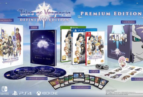 La Premium Edition di TALES OF VESPERIA: Definitive Edition sarà presto prenotabile