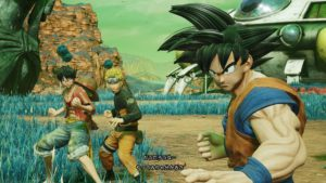 Jump Force: provate la open beta il prossimo weekend!