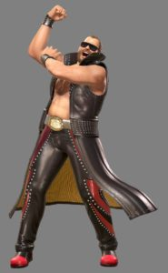DEAD OR ALIVE 6_bass