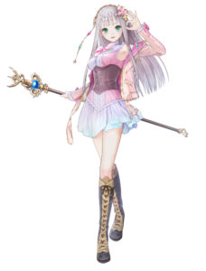 Elmerulia Fryxell - Atelier Lulua: The Scion of Arland
