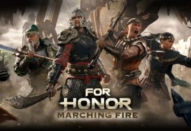 For Honor Marching Fire è disponibile!