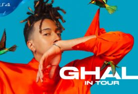 Ghali in Tour 2018: disponibile su PlayStation 4 il live streaming del concerto conclusivo