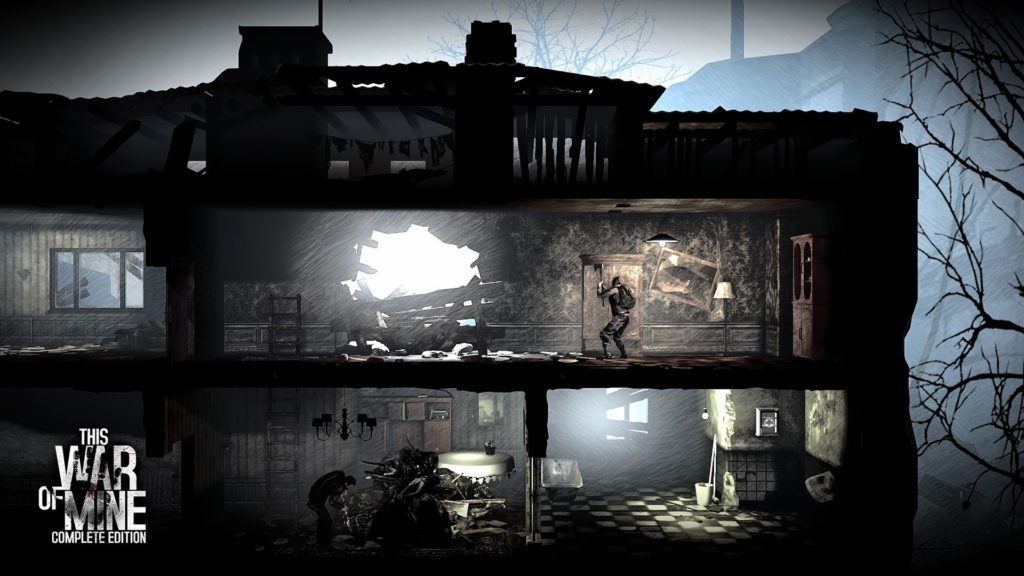 This War of Mine: Complete Edition in arrivo su Nintendo Switch