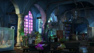 The Book of Unwritten Tales 2_3