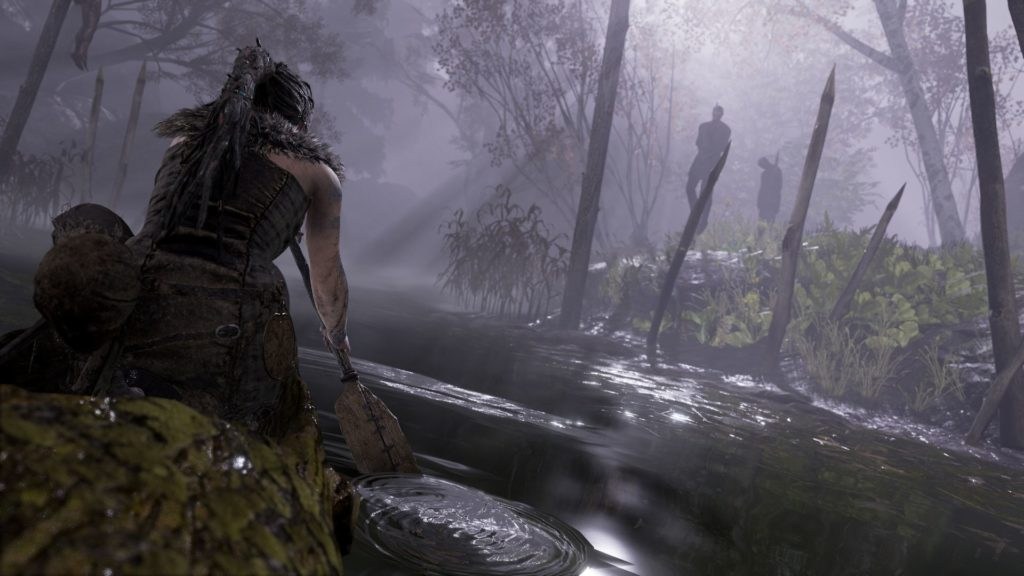 Hellblade- Senua's Sacrifice è disponibile per PS4_3