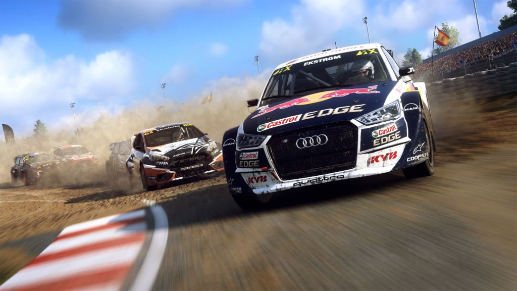 auto classiche in DiRT Rally 2.0
