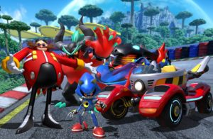 Team Sonic Racing, SEGA svela il Making of della Soundtrack