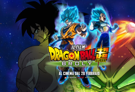 Dragon Ball Super: Broly. Pubblicati trailer e poster del film