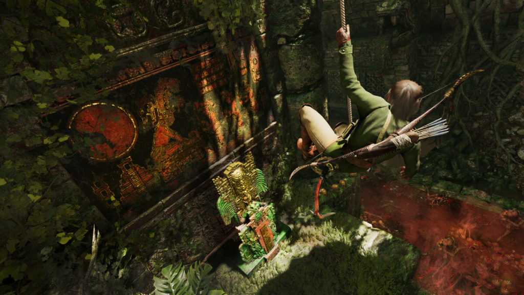 Price of Survival Shadow of the Tomb Raider