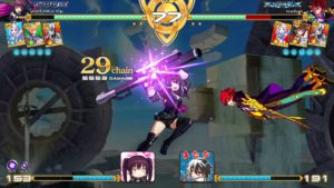 Million Arthur: Arcana Blood, un picchiaduro 2D esagerato!
