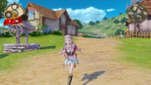 Atelier Lulua: The Scion of Arland, sintetizza e crea materiali!