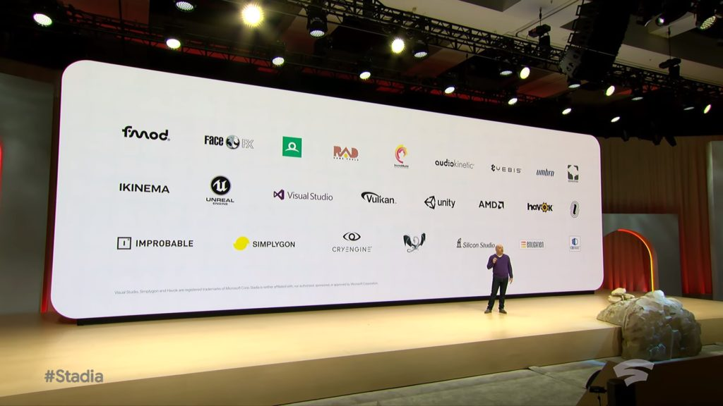 Google Stadia: Big G sfida Sony e Microsoft sullo streaming