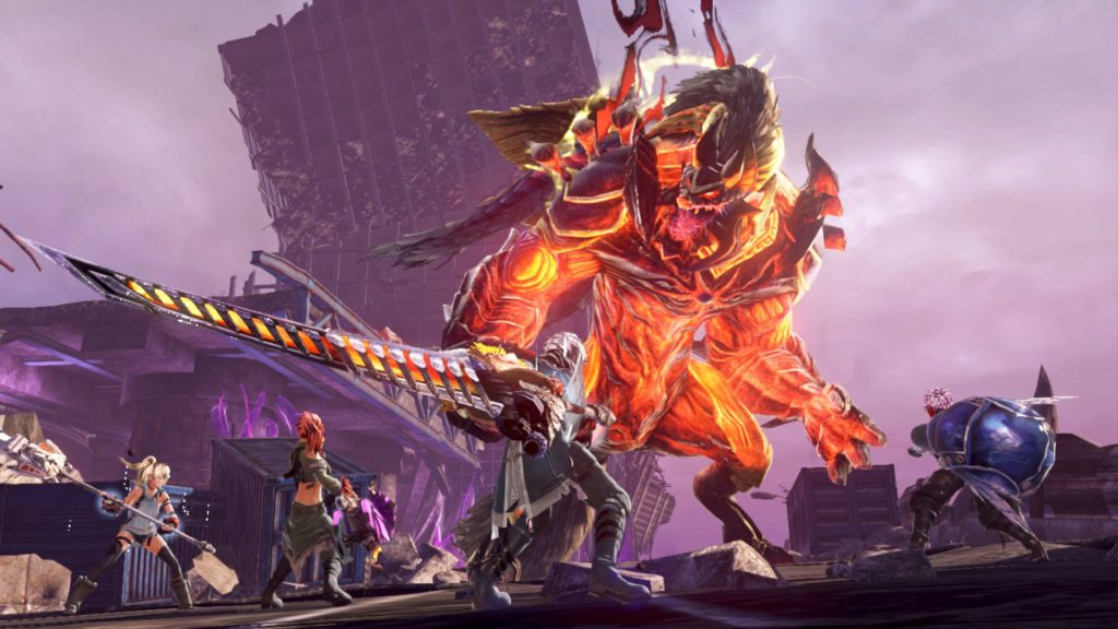 GOD EATER 3 per Nintendo Switch_2