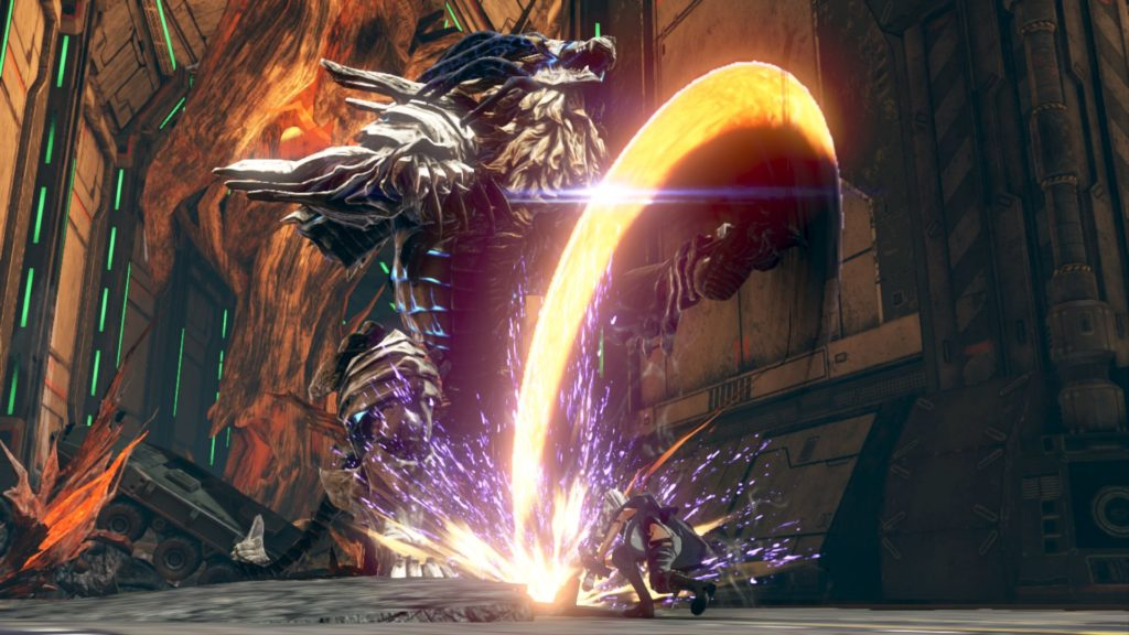 GOD EATER 3 per Nintendo Switch_3