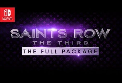 Saints Row: The Third - The Full Package è disponibile su Nintendo Switch