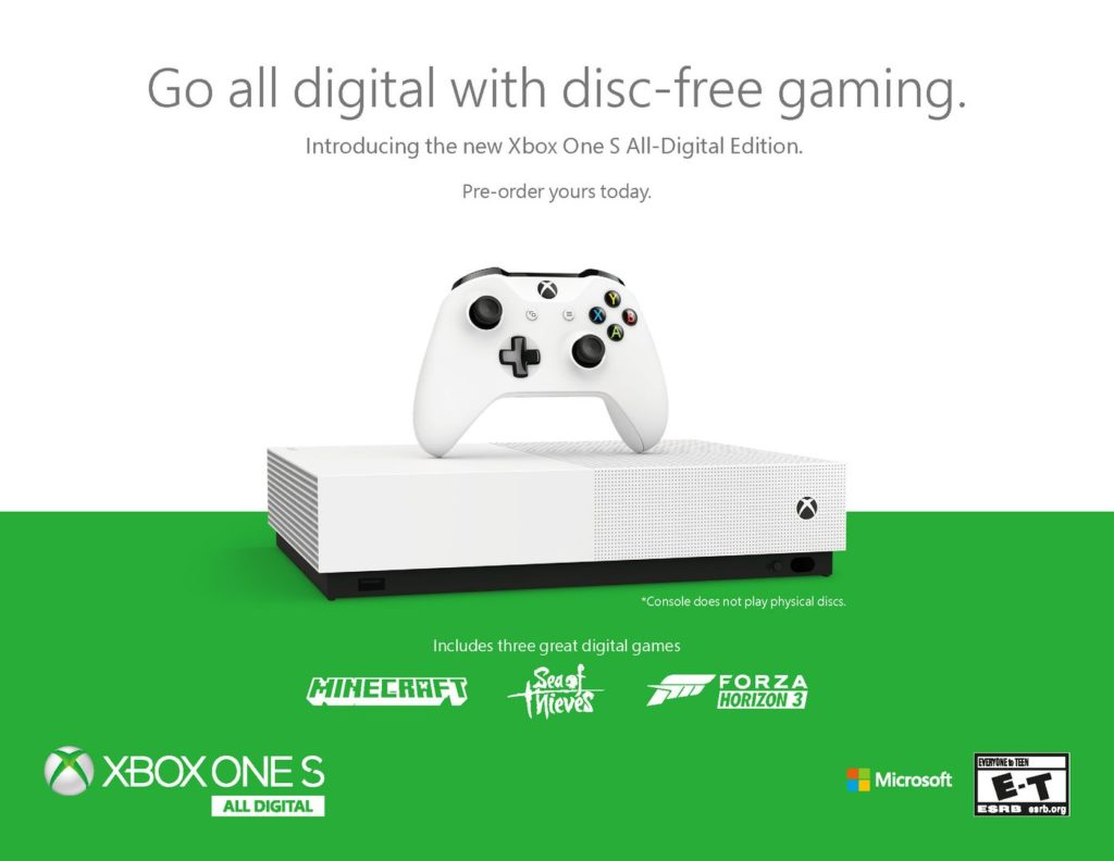 Xbox One S All-Digital Edition_2