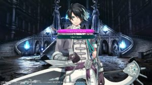 Dragon Star Varnir, screenshot per i 5 System Aspect