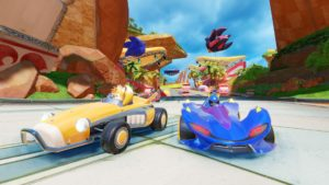 Team Sonic Racing è finalmente disponibile, nuovo trailer di lancio