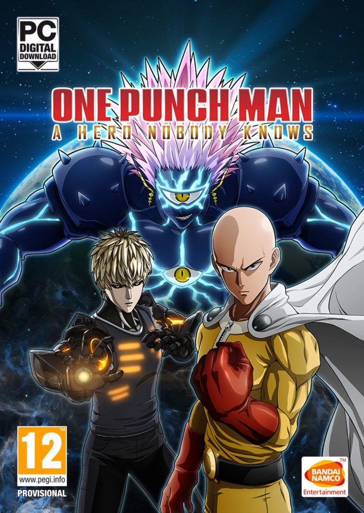 ONE PUNCH MAN- A HERO NOBODY KNOWS