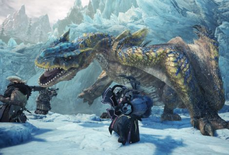 Monster Hunter World, Capcom introduce l'espansione Iceborne